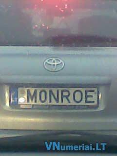 M0NROE