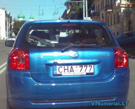 CHA777