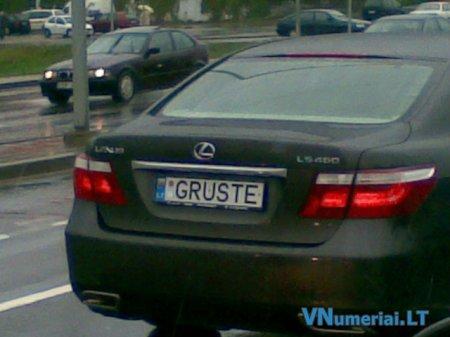 GRUSTE